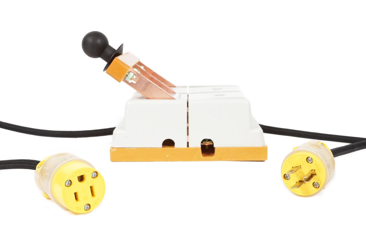 Affix the Socket and Plug