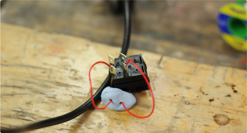 Picture of Insulate Switches With Sugru