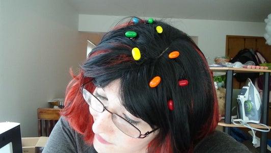 Vanellope Von Schweetz Hair Candy