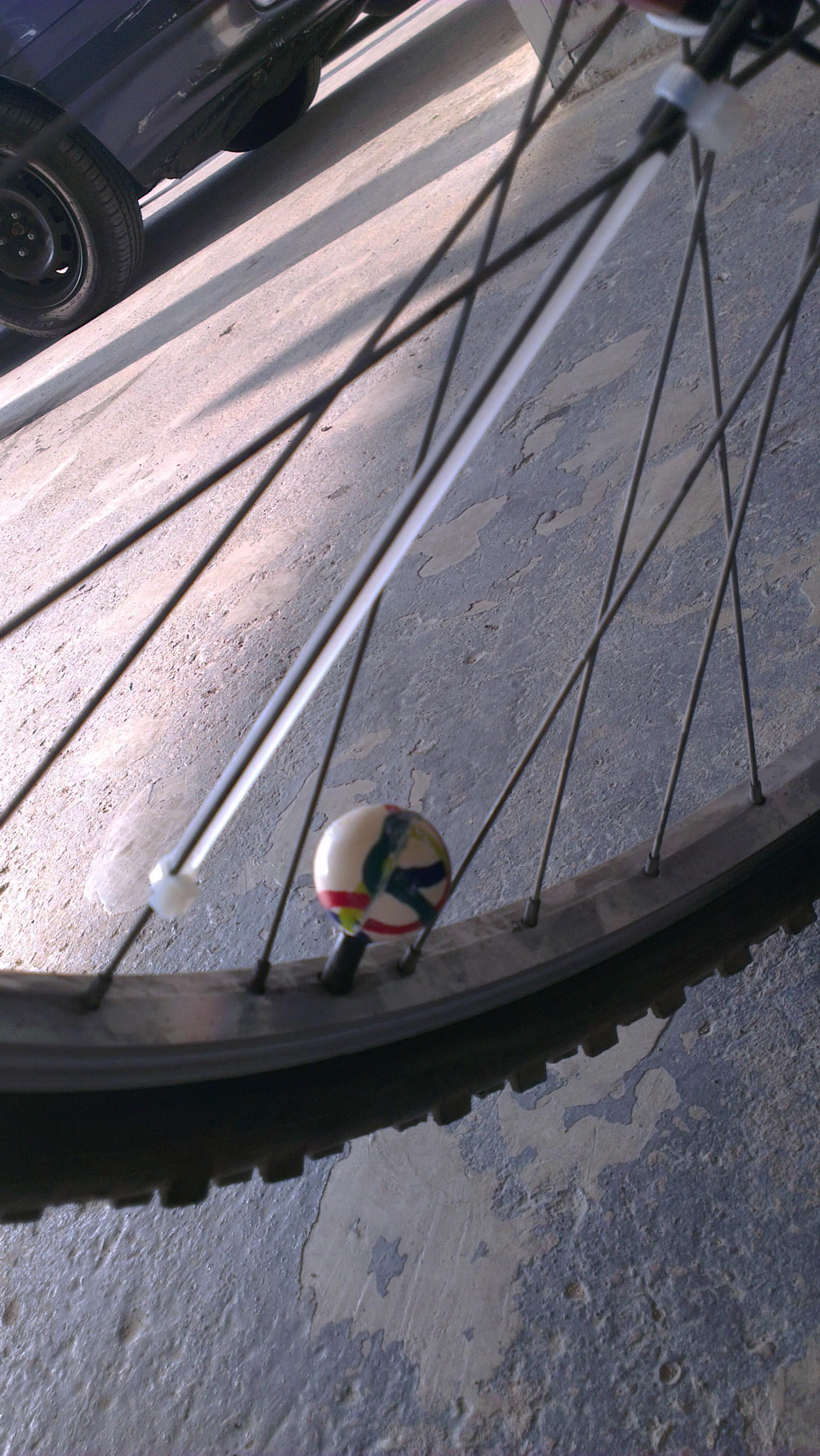 Picture of Custom Air Valve ( Bike, Car, Anything ! ) DIY