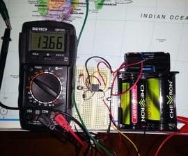 555 Voltage Doubler