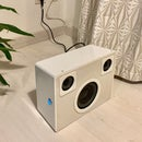 Erguro-one a Maker Aproach of Sonos Play 5 With a IKEA Kuggis Box