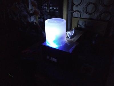 Intelligent LED Night Lamp