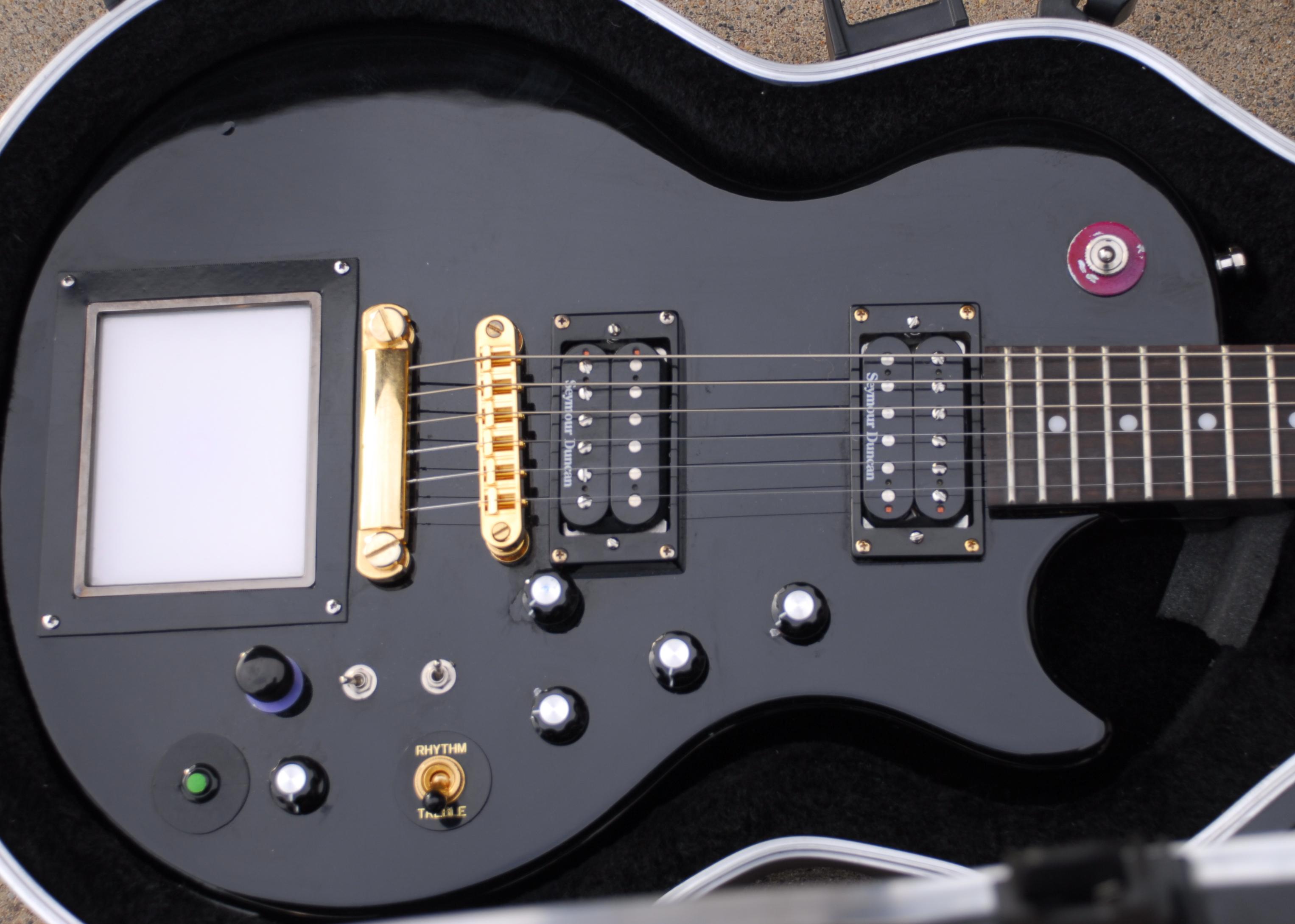Picture of Kaoss Pad Guitar