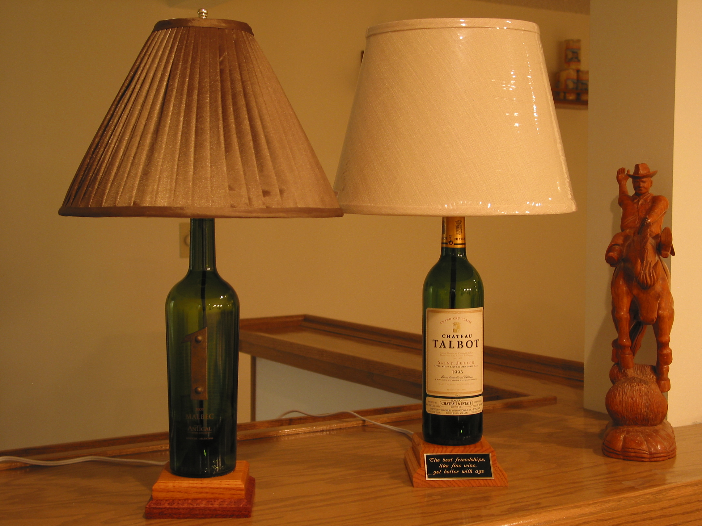 Picture of Remember - the Sentiment the Lamp Conveys Is What Makes It Special