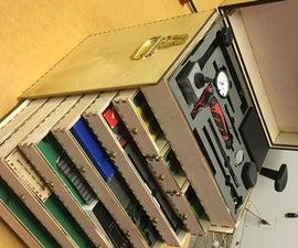 Laser Cut Machinist Toolbox