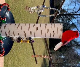 Birch Tree Jewelry Organizer