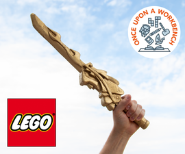 Lego Ninjago Golden Sword