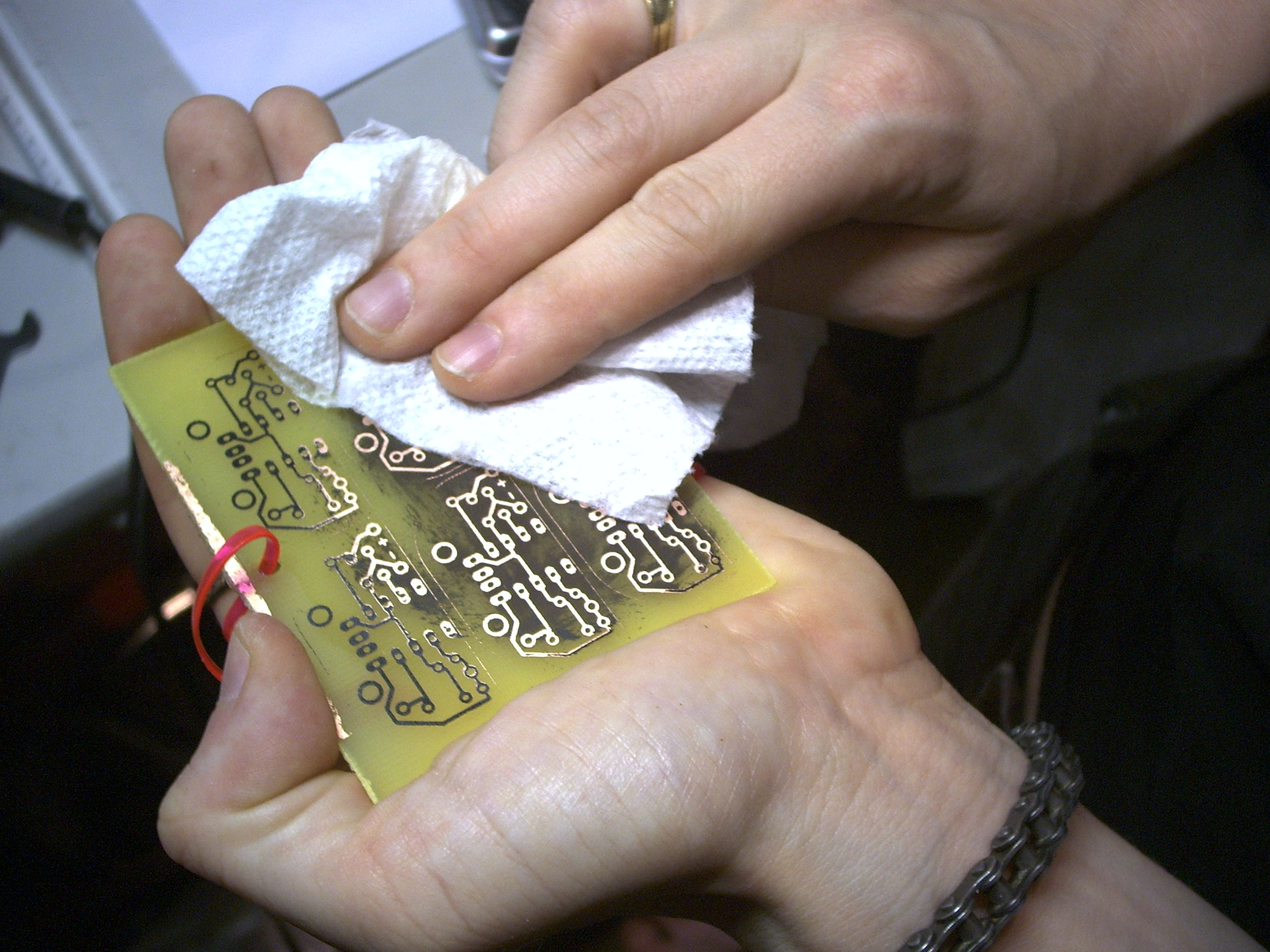 Picture of The Process: Rapid Prototyping