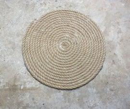 Jute Rope Rug