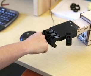 Desktop Fist Bumper