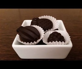 3 INGREDIENTS  CHOCOLATE!