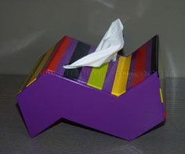 Tissue Display Box