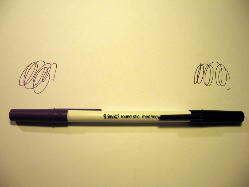 Picture of Double-ended Pen