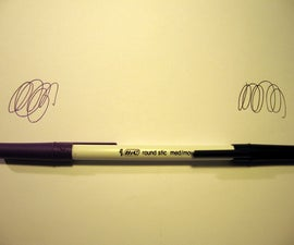 Double-ended Pen