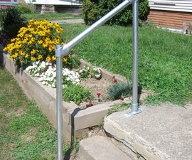 How to Build a Simple Handrail