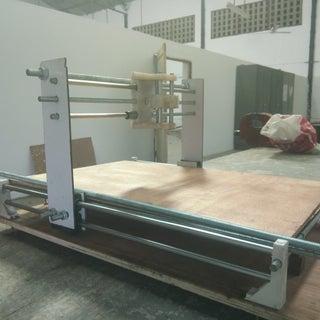 TRIPLE CNC MACHINE
