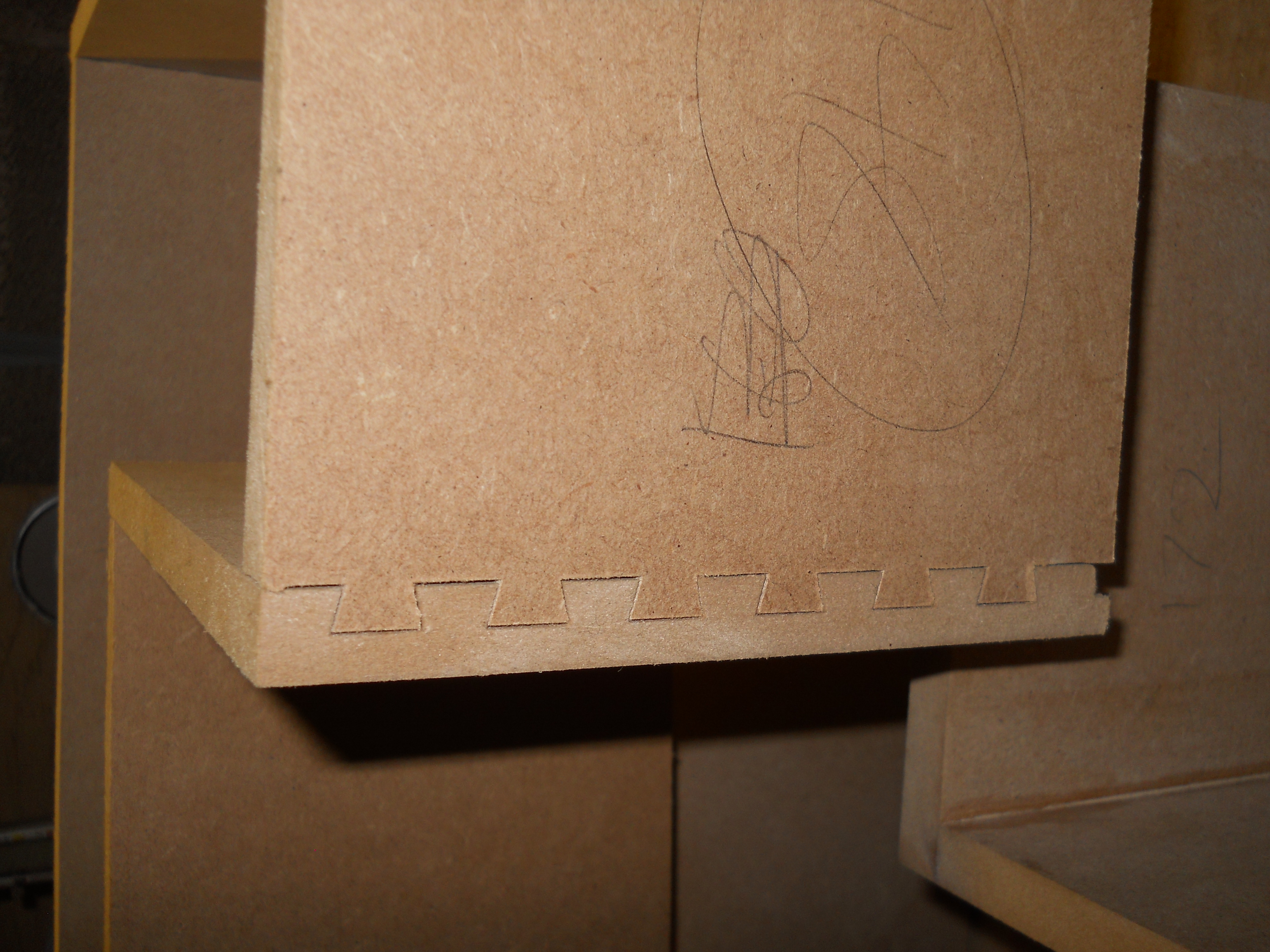Picture of Cut Joints