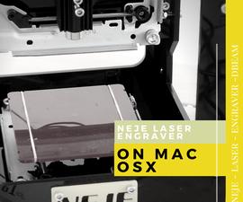 Design with Neje laser engraver on Mac OSX