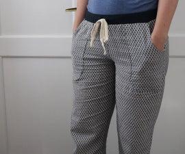 My Favorite Pajama Pants