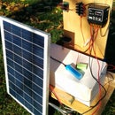 portable 20w solar charger