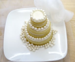 Cookie Wedding Cakes