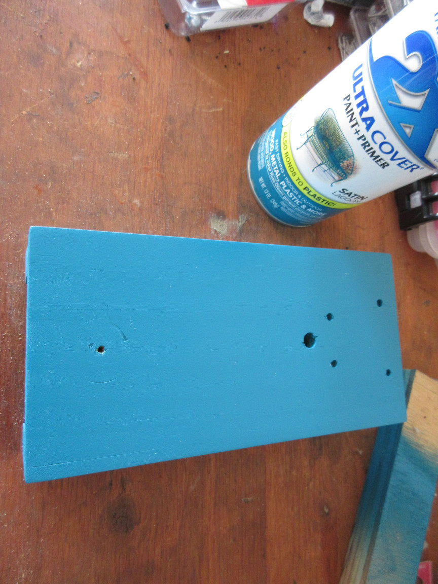 Picture of Paint/finish the Board.