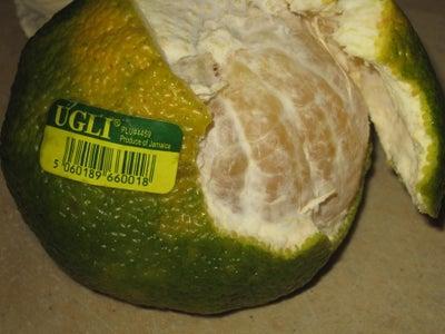 Prep the Ugli Fruit