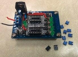 Step 1: Materials & Components