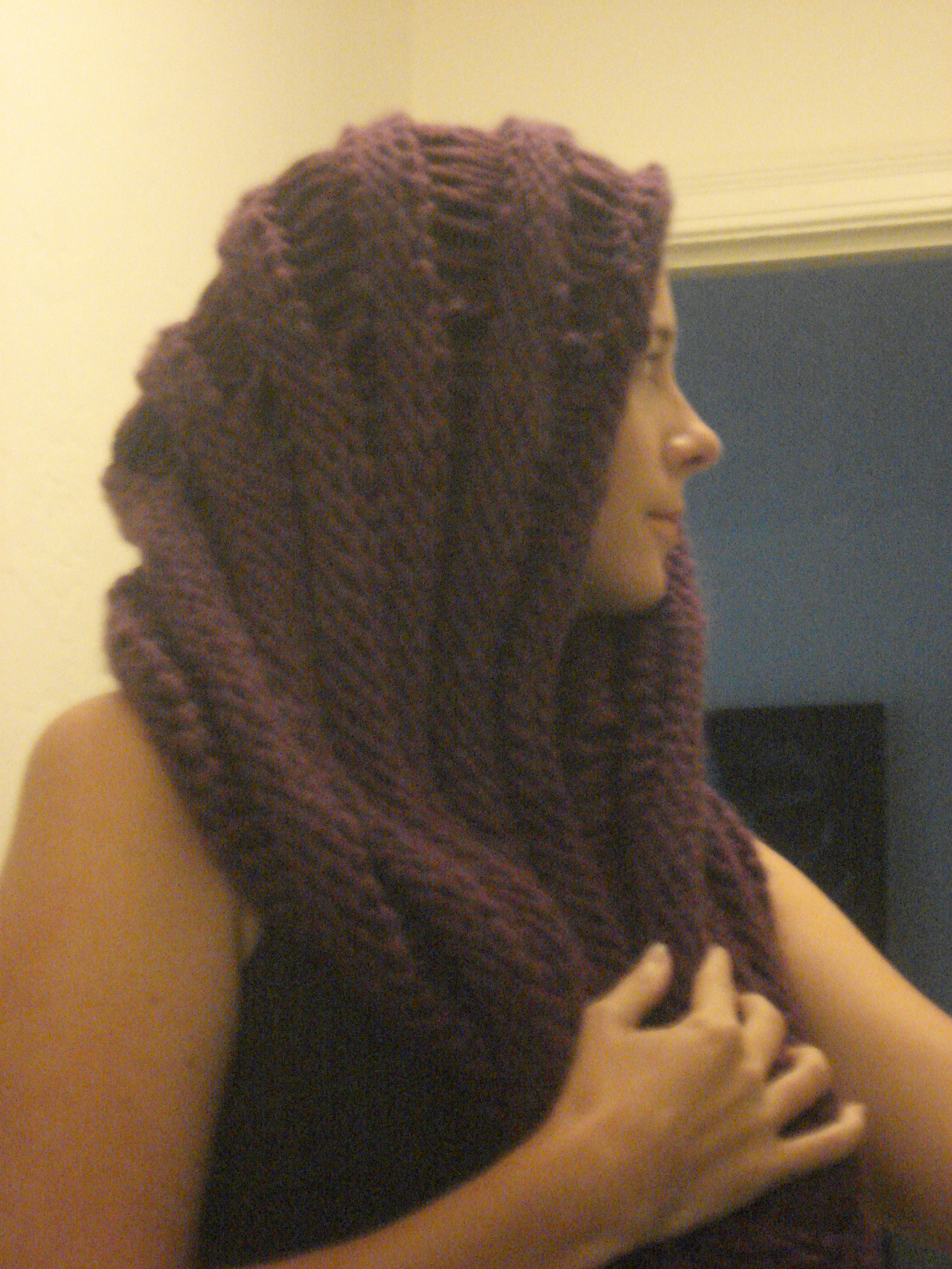 Picture of Multi-Wrap Infinity Scarf