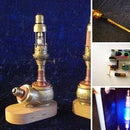 Steampunk Lighting Projects