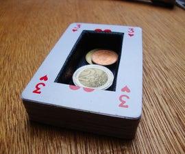 Card set to hide things in