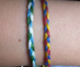 How To Make A Friendship Bracelet