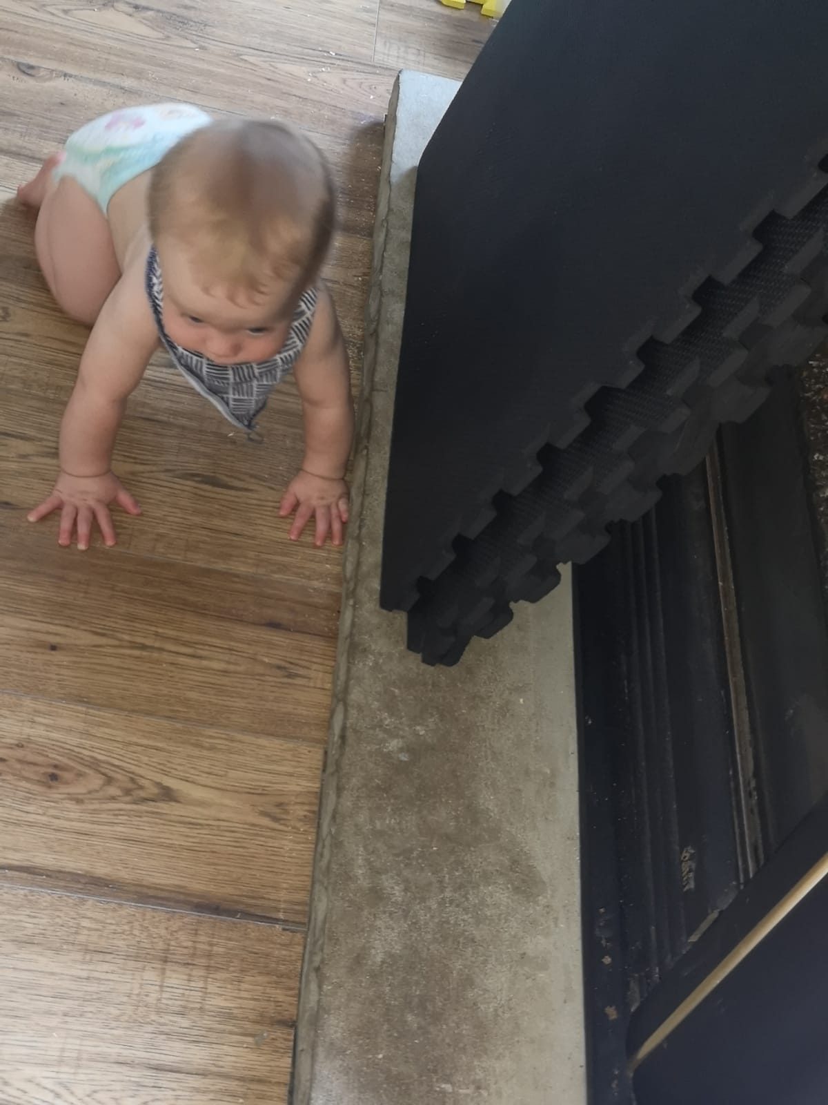 Picture of Baby Proof Fireplace