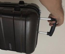 Luggage Handle Quick Fix