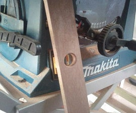 Improved Table Saw OFF Switch