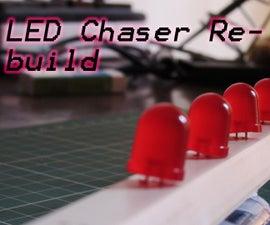 LED Chaser - Falling Meteor shower Light