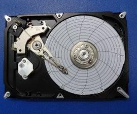 HDD Circular Chart Recorder