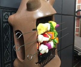 Guerrilla Balcony Grilling