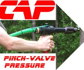 POPCAP Powerful, Long Range Water Gun / Blaster / Soaker