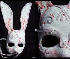 BiOSHOCK Splicer Bunny Mask