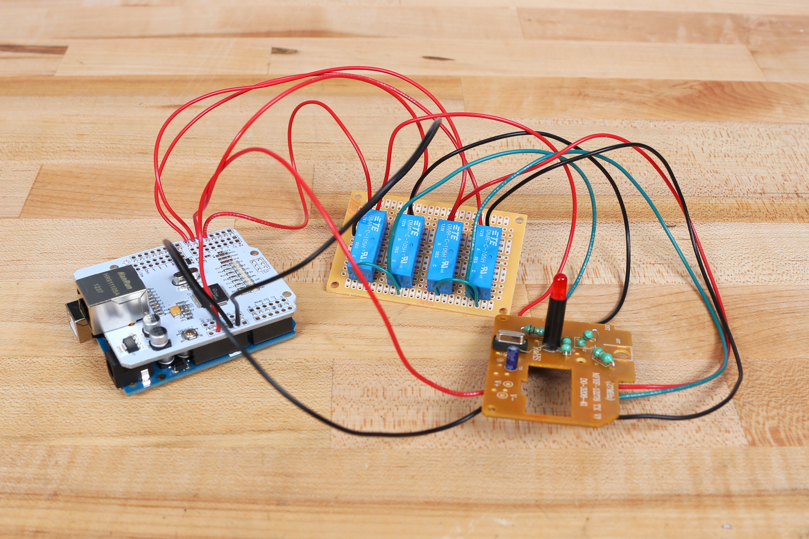 Picture of Connect the Arduino
