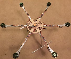 How to build a Epic Multicopter frame