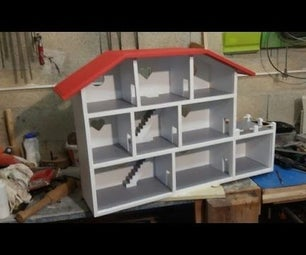 Homemade Playmobil House