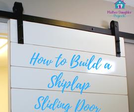 How to Build & Install a Sliding Door