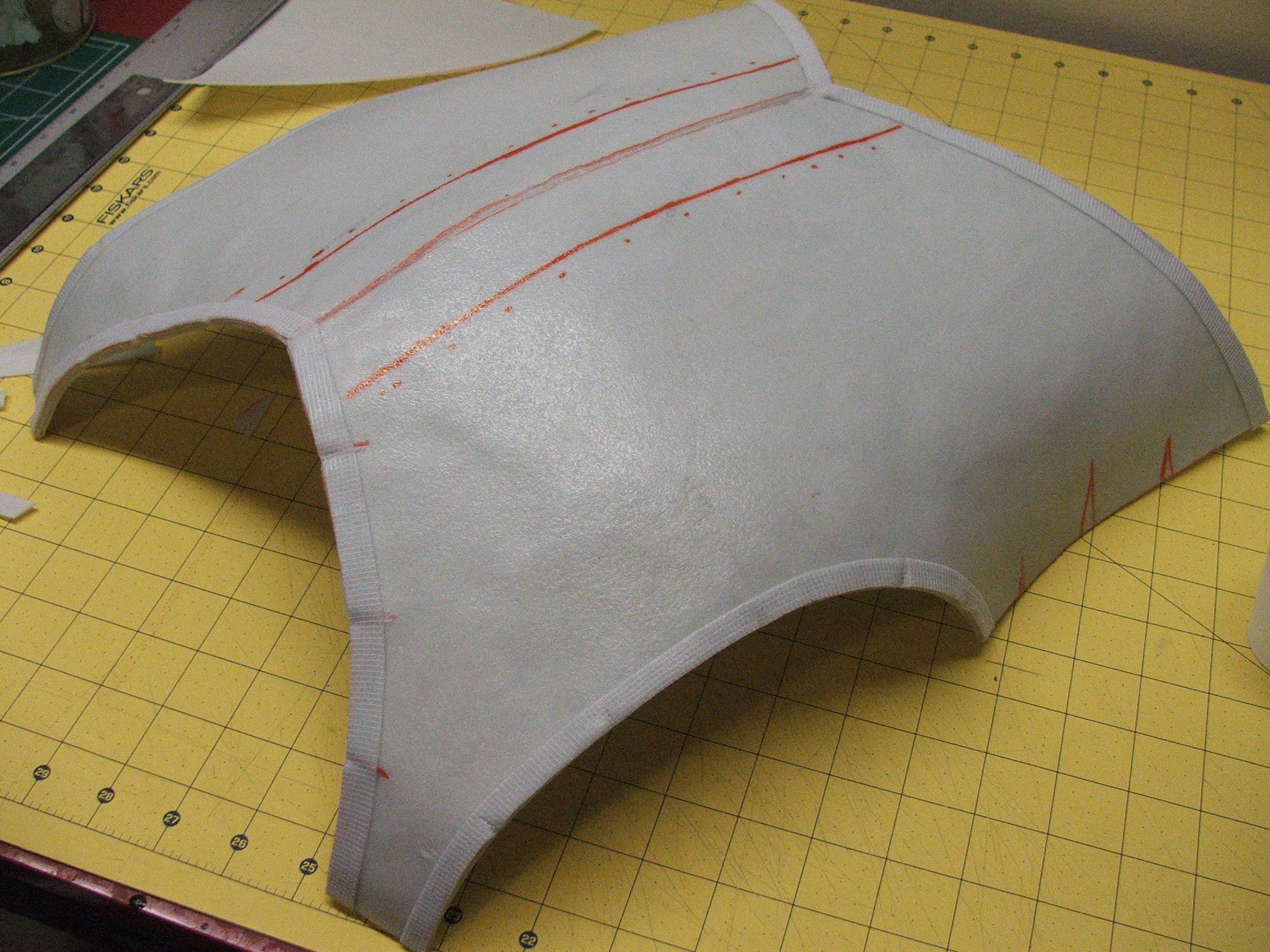 Picture of Heat, Shape, Bend, Repeat Part 2 - Really Big Curves and Shapes