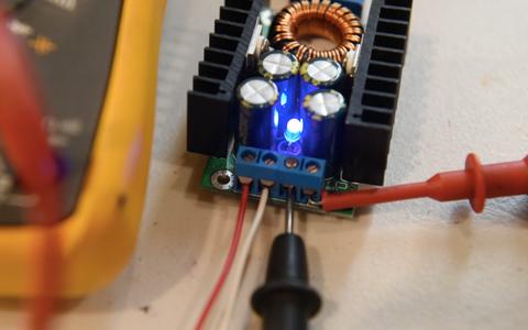 Tuning the Voltage Regulator