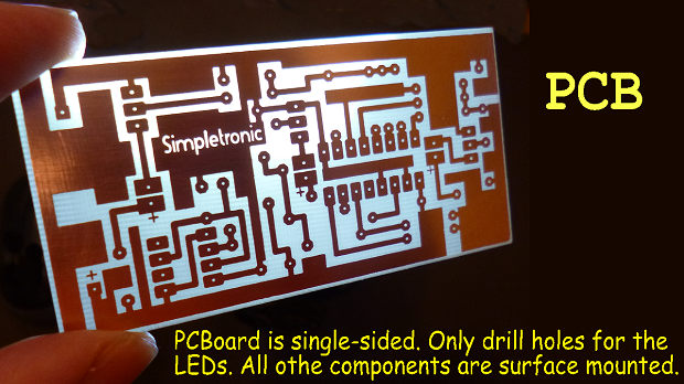 Picture of PC Board