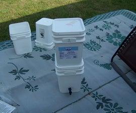 DIY Berkey Water Purifier