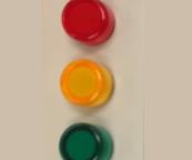 Programming a PLC to Control a Stop Light.
